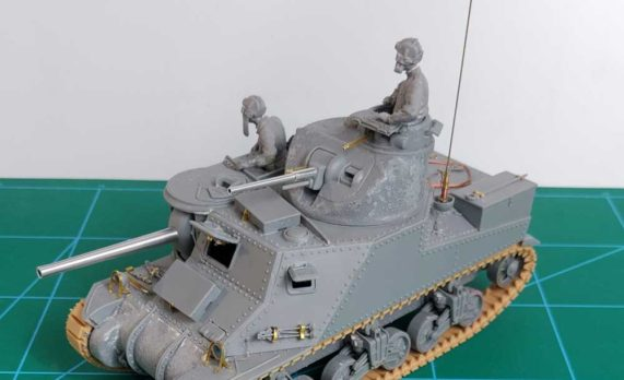 M3 Średni – Mini Art 1/35